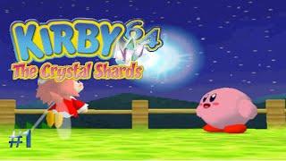 El comienzo de la búsqueda de fragmentos de cristal/Kirby 64: The Crystal Shards #1
