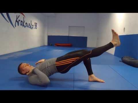 Silny brzuch, zdrowy kręgosłup -stabilizacja centralna - Marek Purczyński