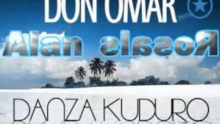 DJ Alan Rosales &  Don Omar - Danza Kuduro (Tribal Remix)