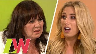 Where Is the Line in Mother and Son Relationships? | Loose Women