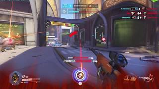 Ana competitive plays! + some funny stream moments at the end