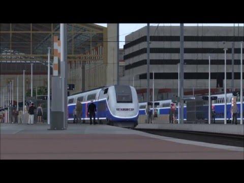 Train Simulator 2016: Marseille - Avignon Railfan |