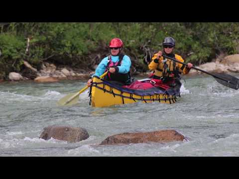 Canoeing The Nahanni River - Northwest Territories, Canada