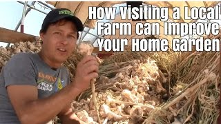 How Visiting a Local Farm can Improve Your Home Garden