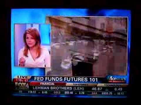 Deborah Blumberg on Fox News- Fed Fund Futures