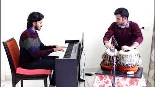 aaj se teri arijit singh padman instrumental pianotabla cover
