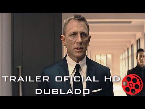 007 Contra Spectre Trailer Oficial Dublado 2015 Video Hd Youtube