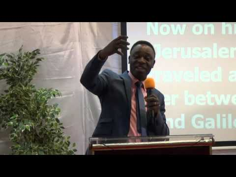 MCTC AMSTERDAM 17-01-2016 THANKSGIVING SERVICE BY PASTOR MOSES