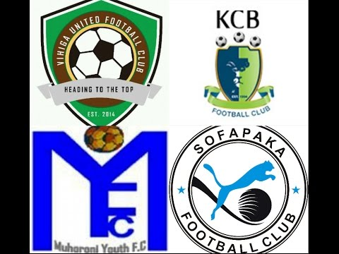 Sofapaka, KCB, Muhoroni and Vihiga to learn their KPL fate