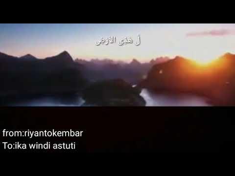 Cover lagu deen asalam @ riyanto