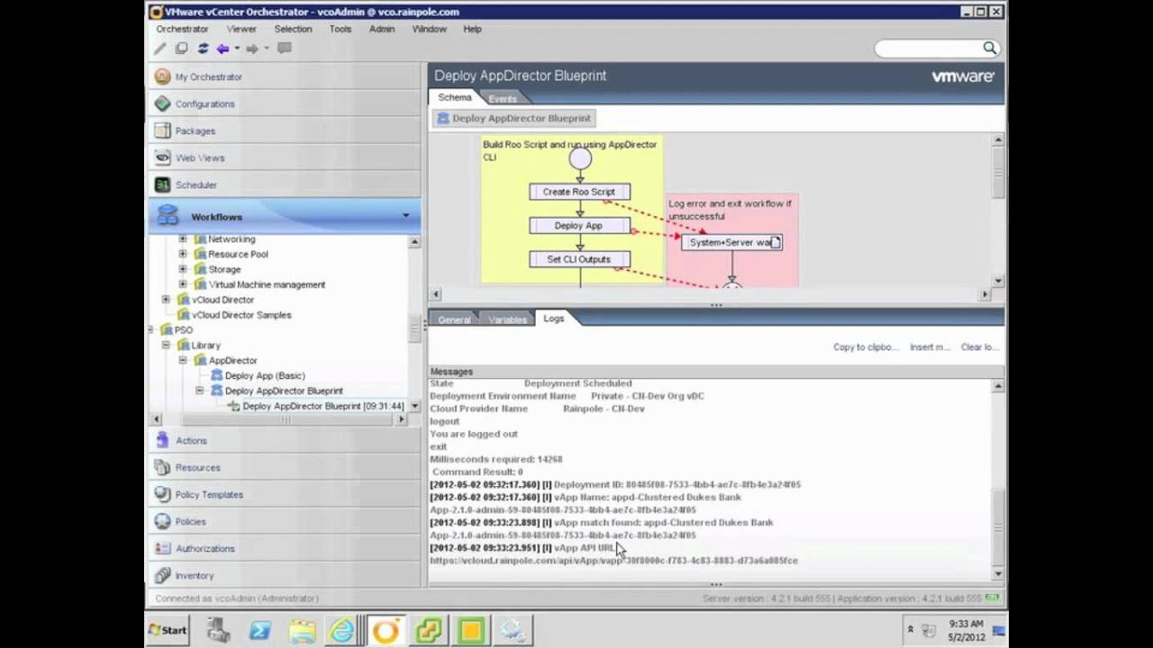 Self service application deployment using vmware application self service application deployment using vmware application director in 7 easy steps youtube malvernweather Image collections