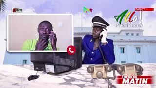 Infos du matin - 17 Mars 2021 - Allo présidence avec Per bou Khar, Doyen & Ndiaye