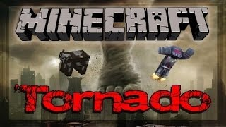 minecraft f5 tornado vs village 2