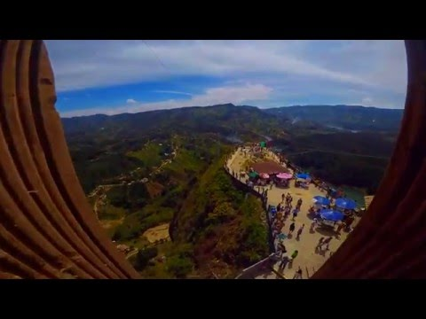 Medellin-Colombia Travel 2015 GoPro 4 Hero Silver