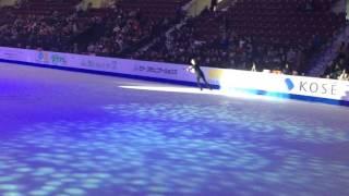 Yuzuru and Evgenia_Jump Battle  16SC Gala OP