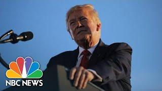 Trump Delivers Campaign Speech In Pennsylvania   NBC News