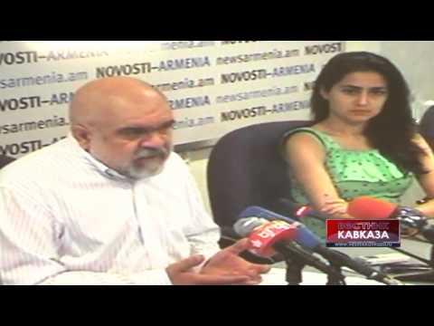 Александр Искандарян: Проблему Карабаха самостоятельно не решить
