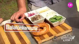 Streetfood sztori - Paletta bistrobar