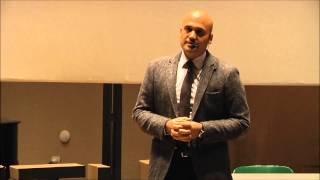 Zafer Terzioğlu at TEDxITU 2013
