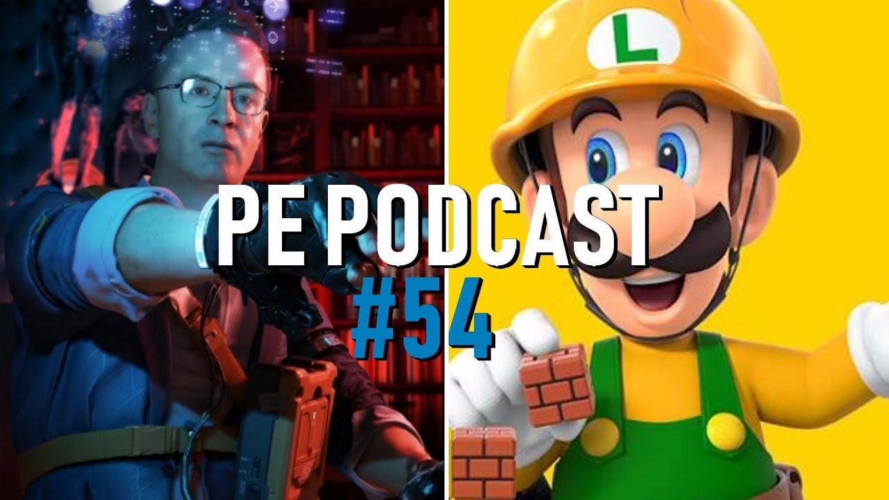 Download PE Podcast #54 - Super Mario Maker 2 Problem   Death Stranding Dated   MS Game Studios BIG E3!