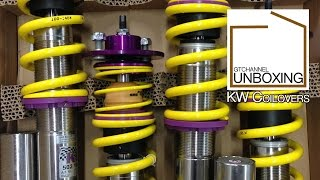 video thumbnail of KW Clubsport Coilovers - GTChannel Unboxing Episode 3