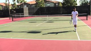 Tennis Lesson for Beginners: Boundaries - Part 1 of 5