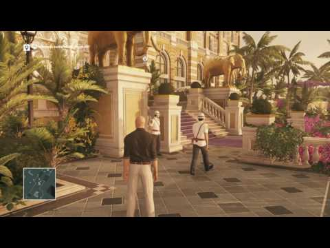 Hitman for hire: hit list continues.