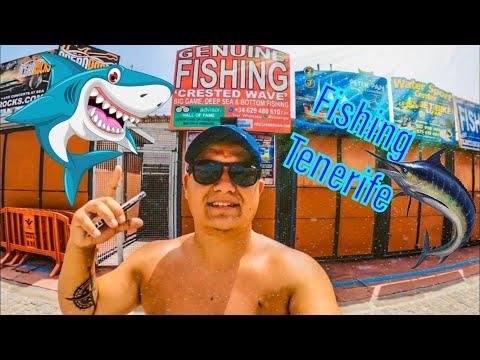 Fishing In Tenerife