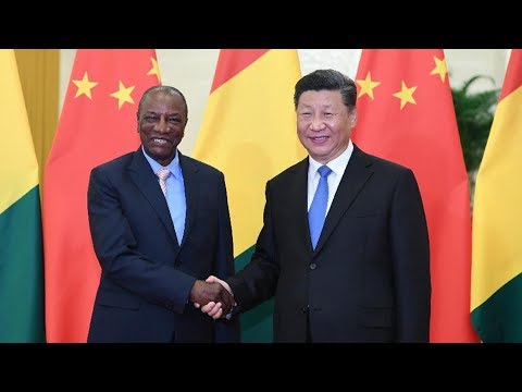 China, Guinea to deepen cooperation on multilateral trade