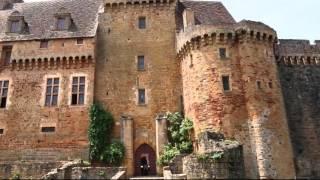MIDI-PYRENEES. Le LOT_ Souillac Chateau de Castelnau Loubressac Autoire Chateau de Montal
