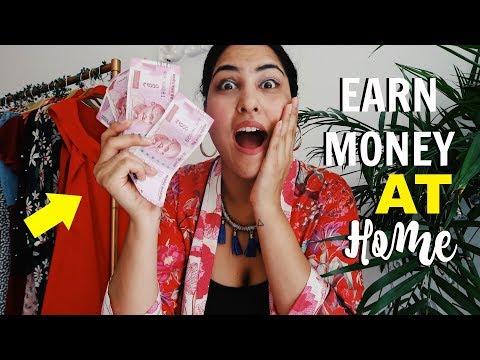 Ways To Earn Money At Home! | How to start a business | Ghar Baithe Paise Kamaye Ft. Meesho