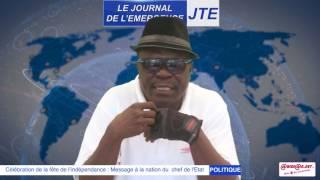 JTE : Décryptage du message à la nation du 07 Août par Gbi de Fer
