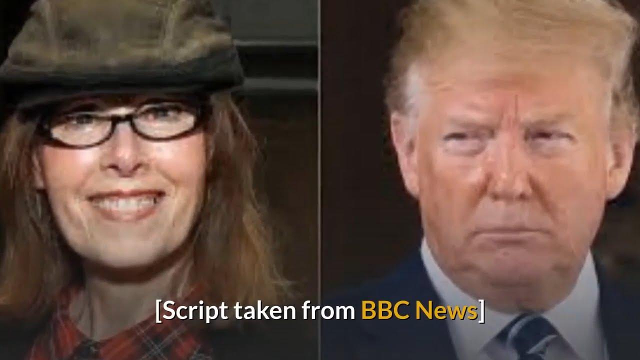E. Jean Carroll Hits Back At Donald Trump's 'Not My Type' Rape Denial
