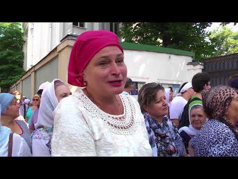 DumskayaTV: По Преображенской прошел Крестный ход