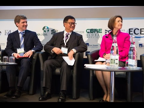 A View from Three Continents: ULI Europe Paris Conference 2015