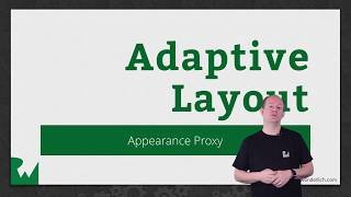 Appearance Proxy - Introduction to Adaptive Layout - raywenderlich.com
