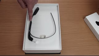 Google Glass 2.0 Unboxing