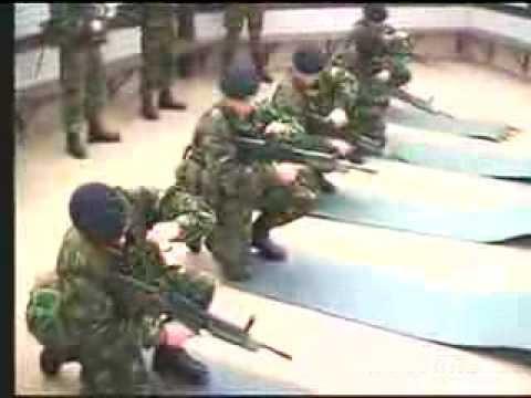 Royal Marines Recruit Training