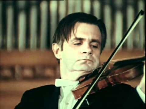 Bach - Chaconne - Igor Bezrodny (1974)