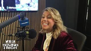 Jodie Sweetin with Covino & Rich - 10/29/18