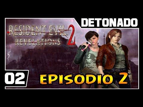 Resident Evil Revelations 2 - Episodio 2 - Parte #2 - The Boss!
