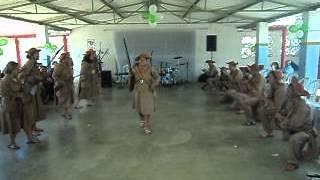 """Xaxado """"Lampião e Maria Bonita"""" - Grupo de danças folclóricas da FUNAD"""