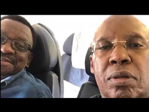 Orengo & Wanjigi Finally Allowed To Travel To Zimbabwe After Ordeal