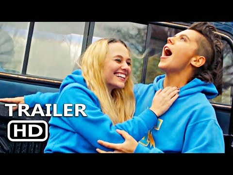 RIOT GIRLS Official Trailer (2019)