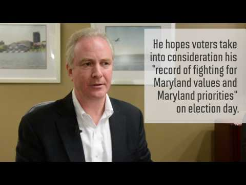 Chris Van Hollen: Candidate for U.S. Senate