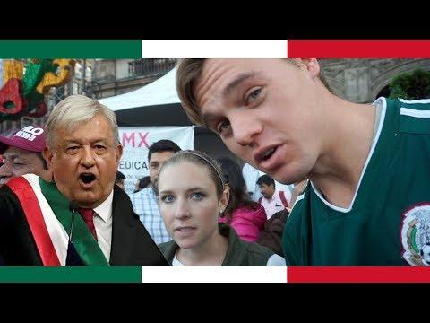 Mexico has a New President! 🇲🇽 Toma de protesta de AMLO
