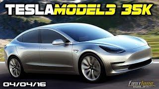 New Tesla Model 3, New Porsche Goes for a Swim, Aston Martin DB11 Orders - Fast Lane Daily