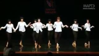 Школа танцев МАРТЭ 2011 - стрип пластика танцы