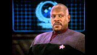 "Star Trek episode recap - DS9 5X26 ""A Call to Arms"""