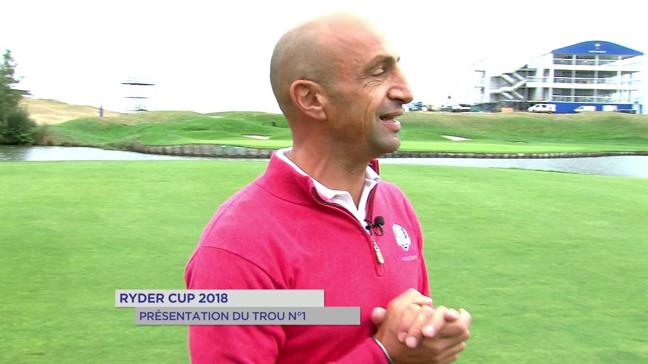 Ryder Cup : Présentation du trou Numéro 1